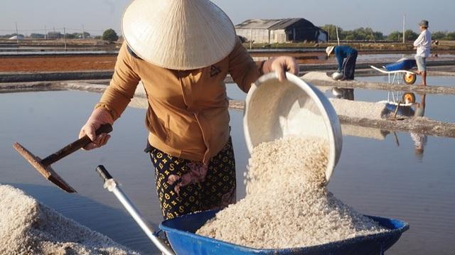 Cận cảnh nghề gieo nước biển đầu năm ở phương Nam - 9