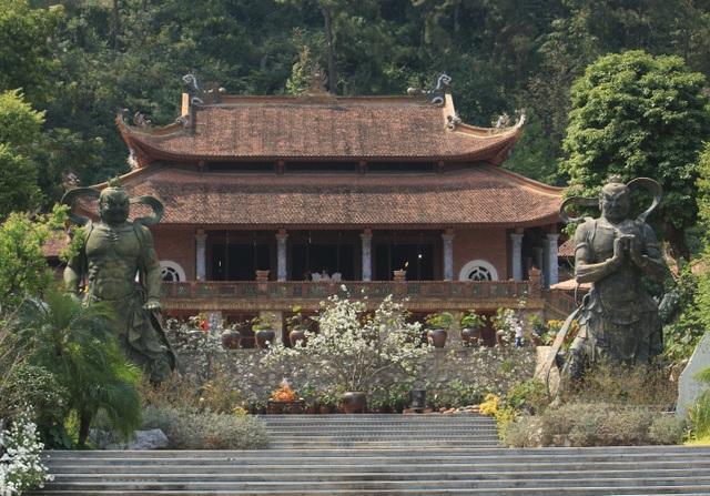 Lạc bước chốn bồng lai tiên cảnh trong ngôi chùa nghìn năm tuổi ở Hà Nam - 1