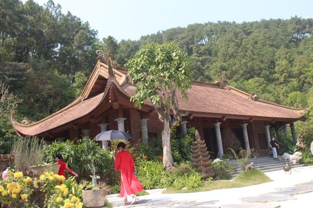 Lạc bước chốn bồng lai tiên cảnh trong ngôi chùa nghìn năm tuổi ở Hà Nam - 2
