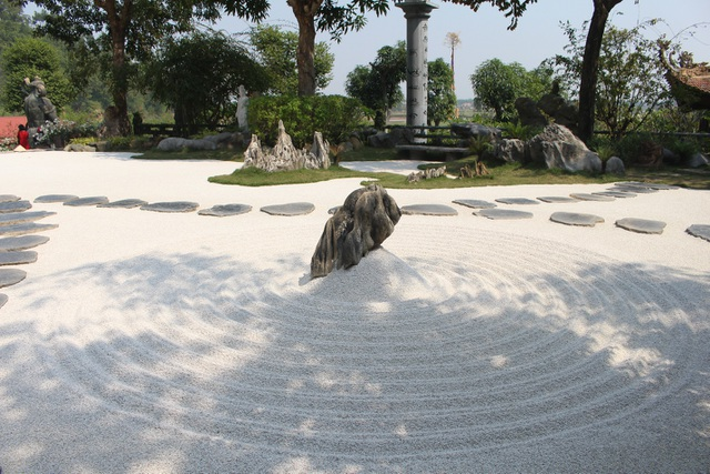 Lạc bước chốn bồng lai tiên cảnh trong ngôi chùa nghìn năm tuổi ở Hà Nam - 6