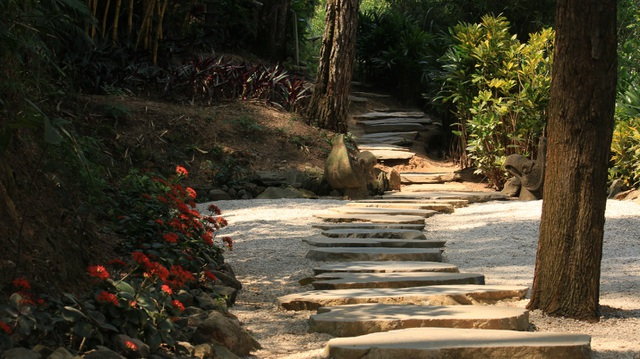 Lạc bước chốn bồng lai tiên cảnh trong ngôi chùa nghìn năm tuổi ở Hà Nam - 7