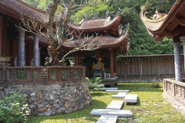 Lạc bước chốn bồng lai tiên cảnh trong ngôi chùa nghìn năm tuổi ở Hà Nam - 9