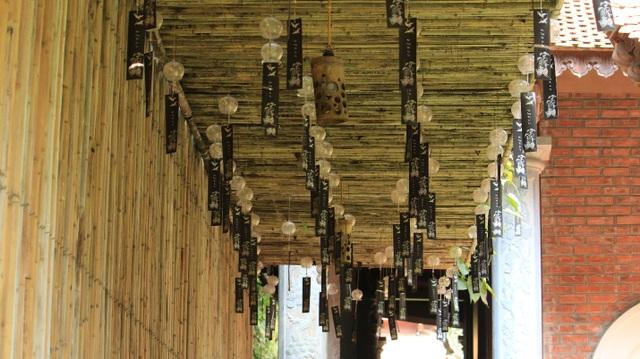 Lạc bước chốn bồng lai tiên cảnh trong ngôi chùa nghìn năm tuổi ở Hà Nam - 10