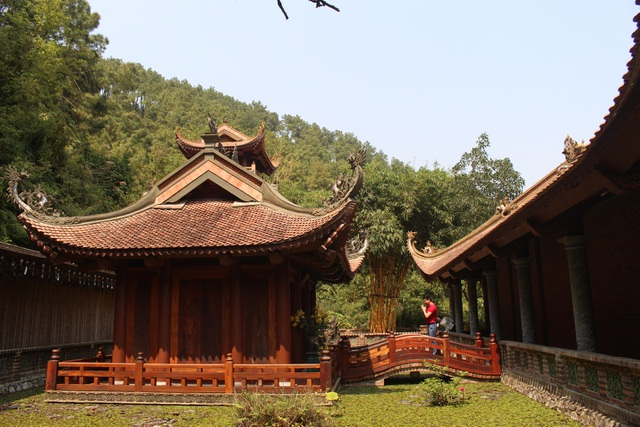 Lạc bước chốn bồng lai tiên cảnh trong ngôi chùa nghìn năm tuổi ở Hà Nam - 11