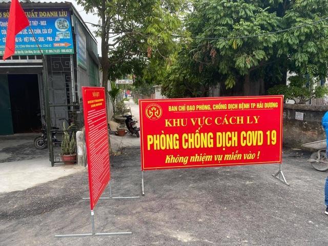 Kết thúc cách ly y tế 3 khu vực ở TP Hải Dương và thị xã Kinh Môn - 1