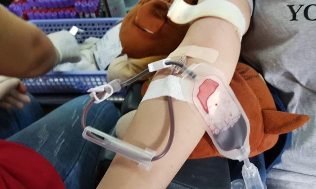 Ngân hàng máu dự trữ thiếu hụt, bệnh viện chung tay ứng cứu - 4