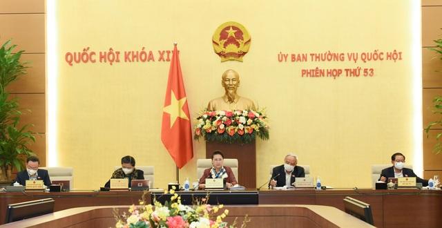 Kiện toàn các chức danh lãnh đạo bộ máy nhà nước trong tháng 3 - 1