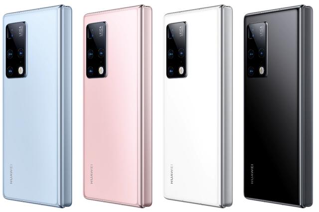 Cận cảnh Huawei Mate X2 vừa ra mắt: Gập 2 màn hình, đối thủ của Fold2 - 6