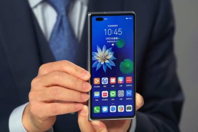 Cận cảnh Huawei Mate X2 vừa ra mắt: Gập 2 màn hình, đối thủ của Fold2 - 5
