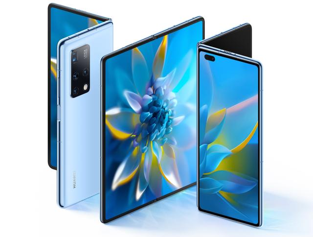 Cận cảnh Huawei Mate X2 vừa ra mắt: Gập 2 màn hình, đối thủ của Fold2 - 2