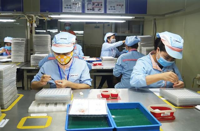 Nghệ An: Nhu cầu tuyển lao động tăng cao sau kỳ nghỉ Tết - 3