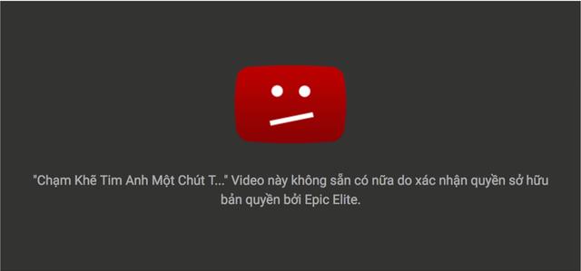 Sơn Tùng M-TP không phải là nghệ sĩ đầu tiên phải gỡ MV vì bản quyền - 3