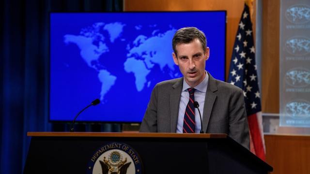 Phản ứng của Mỹ sau khi Trung Quốc kêu gọi khôi phục quan hệ - 1