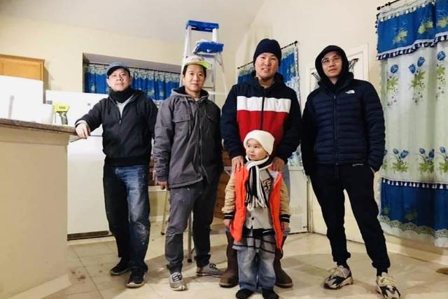 Người Việt giải cứu ống nước bị bể do bão tuyết cho cư dân Houston, Texas - 2