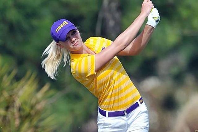 Nữ golf thủ xinh đẹp tiết lộ sốc về việc bị lạm dụng tình dục trong quá khứ - 3
