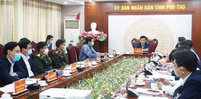 Phú Thọ cố gắng tối đa đáp ứng yêu cầu tổ chức môn bóng đá SEA Games 31 - 1