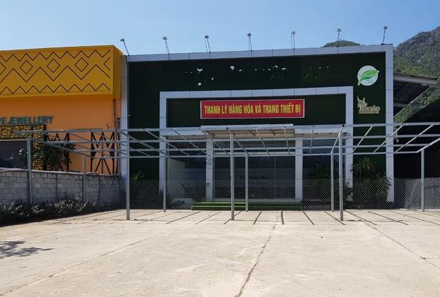 TP Nha Trang chốt thời điểm tháo dỡ showroom đón khách Trung Quốc - 3