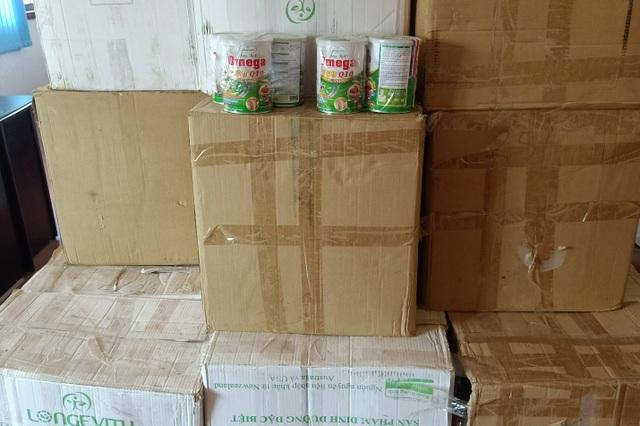 Hơn 5.300 hộp sữa giả, kém chất lượng được lừa bán cho người cao tuổi - 1