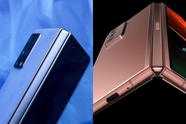 So sánh thiết kế của Huawei Mate X2 và Galaxy Z Fold2 - 7
