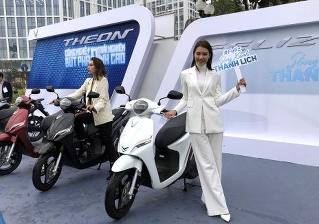 Feliz và Theon - bộ đôi xe máy điện đáng mua nhất năm - 4