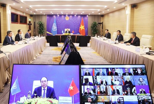 Thủ tướng dự thảo luận cấp cao tại Hội đồng Bảo an Liên Hợp Quốc - 1