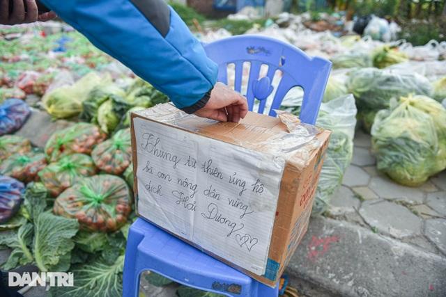 Người Hà Nội trả gấp 5, 10 lần để mua nông sản Hải Dương - 6