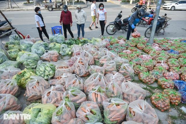 Người Hà Nội trả gấp 5, 10 lần để mua nông sản Hải Dương - 1