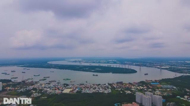 UBND TP HCM duyệt quy hoạch Khu Đô thị lấn biển Cần Giờ - 2