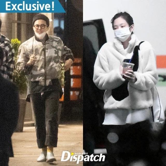 Hò hẹn với Jennie, G-Dragon phá bỏ nguyên tắc của chính mình - 6