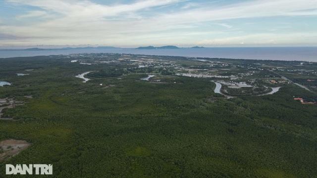 UBND TP HCM duyệt quy hoạch Khu Đô thị lấn biển Cần Giờ - 1