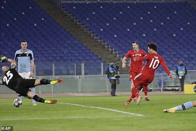 Lewandowski tỏa sáng, Bayern Munich thắng đậm Lazio - 4