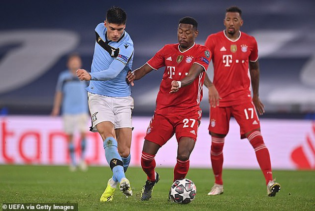 Lewandowski tỏa sáng, Bayern Munich thắng đậm Lazio - 6