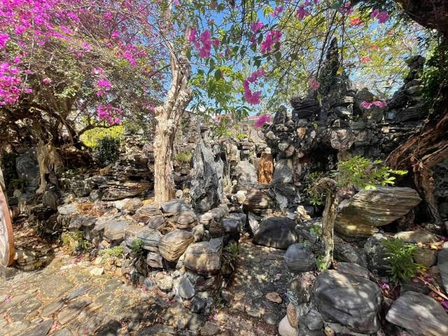 Nhà đá độc nhất vô nhị của gia đình Việt ở Malaysia - 12