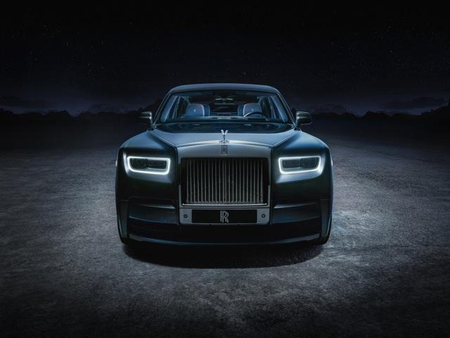 Chiếc Rolls-Royce độc đáo lấy cảm hứng từ thời gian, vũ trụ và Einstein - 1