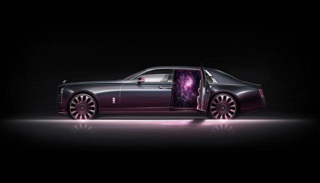 Chiếc Rolls-Royce độc đáo lấy cảm hứng từ thời gian, vũ trụ và Einstein - 2