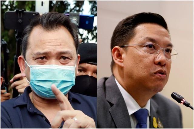 Thái Lan kết án tù 3 bộ trưởng - 1