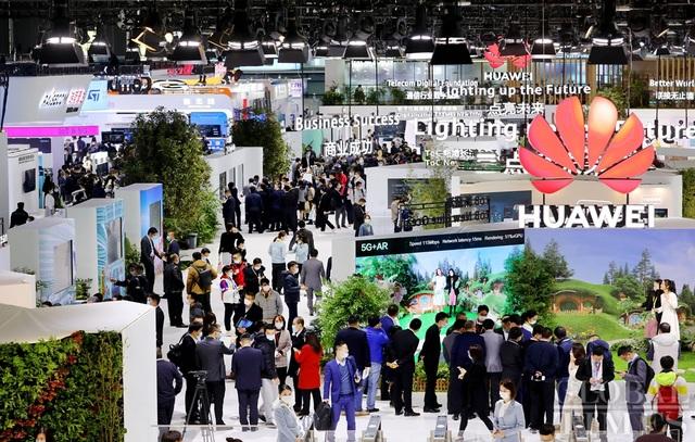 Huawei, Oppo, ZTE trình làng loạt công nghệ đáng chú ý tại MWC Thượng Hải - 1