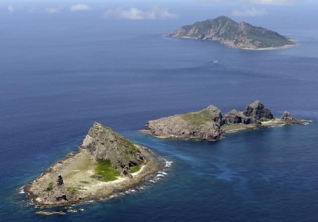Mỹ cảnh báo Trung Quốc tránh xa quần đảo tranh chấp với Nhật Bản - 1