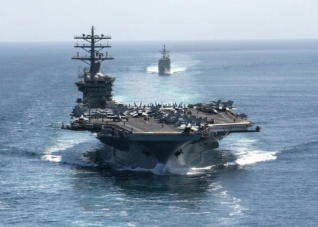 Chính quyền Biden gia tăng sức ép tứ bề với Trung Quốc trên Biển Đông - 1