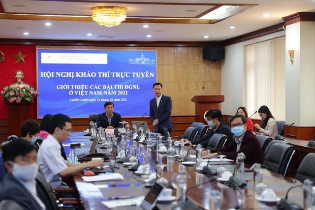 Thông tin mới nhất về Bài thi đánh giá năng lực vào Đại học Quốc gia Hà Nội - 1