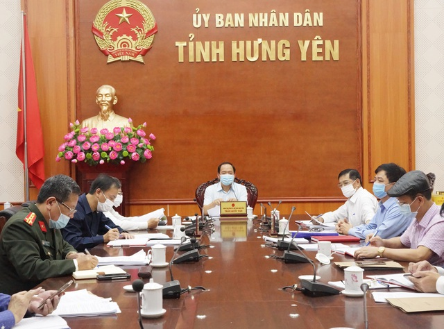Hưng Yên dừng giãn cách xã hội 2 huyện từ ngày mai - 1