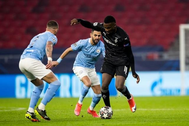 Silva và Jesus lập công, Man City thắng nhàn trước Monchengladbach - 4