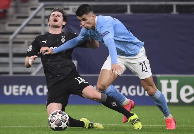 Silva và Jesus lập công, Man City thắng nhàn trước Monchengladbach - 3