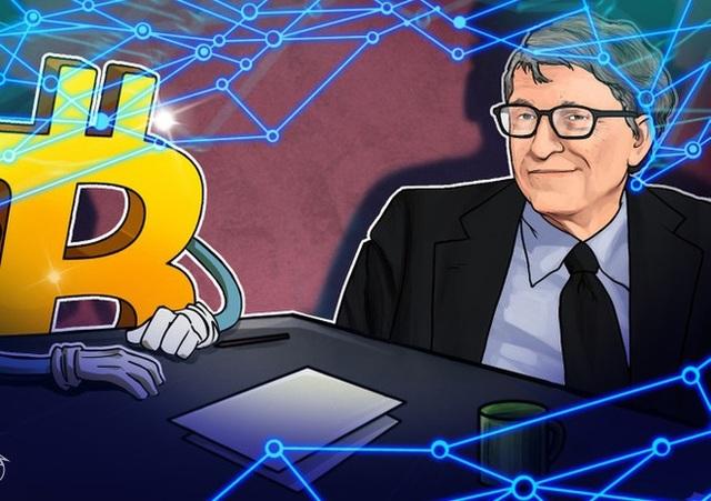 Bill Gates đưa ra lời cảnh báo cho những ai muốn đầu tư Bitcoin - 1