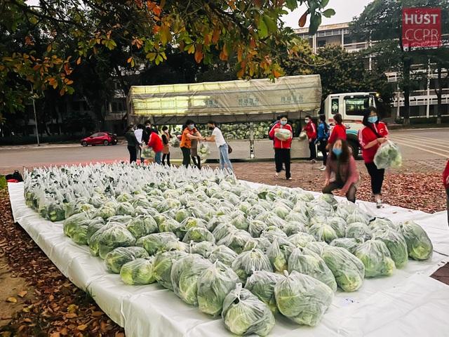 ĐH Bách khoa mua nông sản Hải Dương phát cho 2.000 cán bộ, giảng viên - 4
