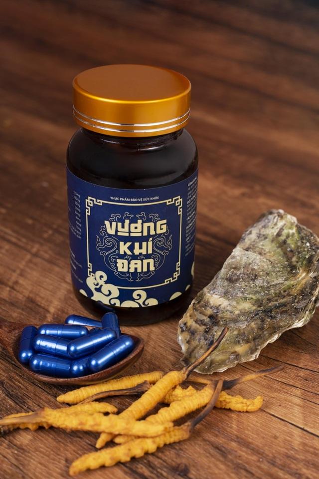 Vương Khí Đan và Hậu Cung Hoàn, thực phẩm bổ sung sinh lực, hỗ trợ sức khỏe sinh sản cho nam giới và phụ nữ - 2