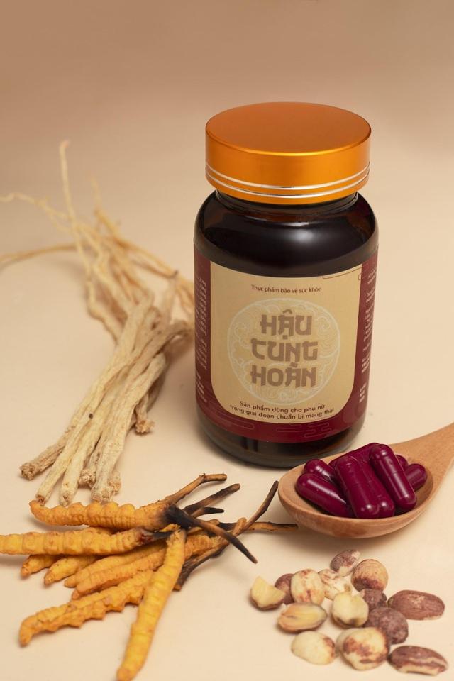 Vương Khí Đan và Hậu Cung Hoàn, thực phẩm bổ sung sinh lực, hỗ trợ sức khỏe sinh sản cho nam giới và phụ nữ - 3