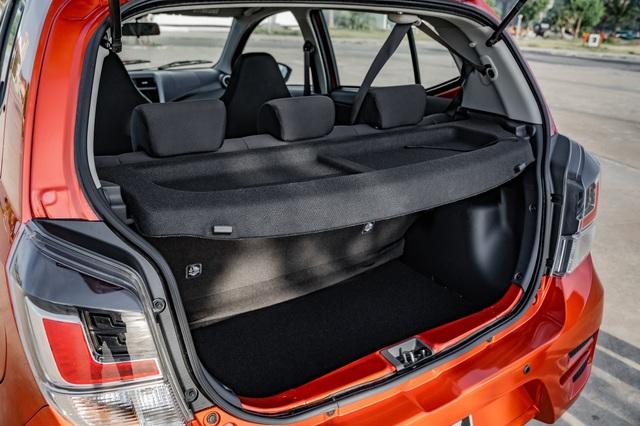 Sắp 8/3, Toyota Wigo chính là mẫu xe ưu tiên hàng đầu cho phái đẹp - 4