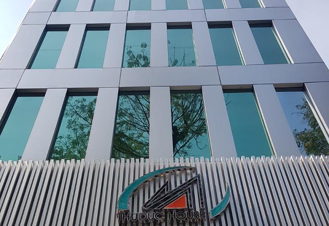 Cục thuế yêu cầu ngân hàng cưỡng chế thu thuế Thuduc House - 1