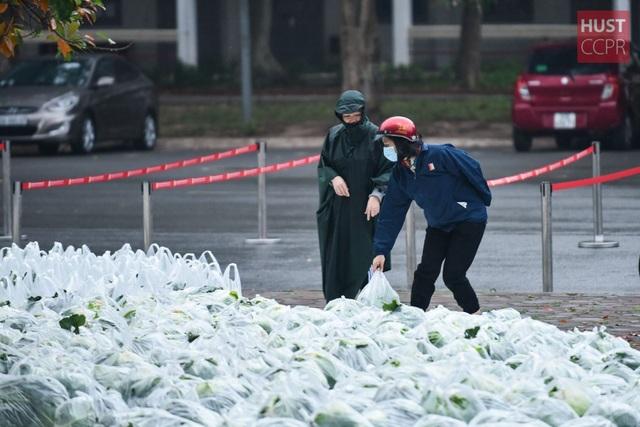 ĐH Bách khoa mua nông sản Hải Dương phát cho 2.000 cán bộ, giảng viên - 7